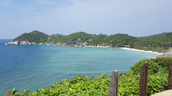 Jamahkiri Resort & Spa: View from pool