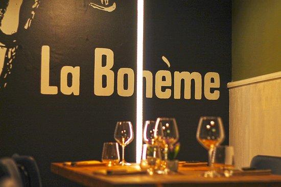 La Boheme Restaurant & Cafe