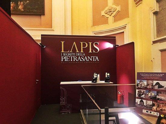 Lapis i Segreti della Pietrasanta