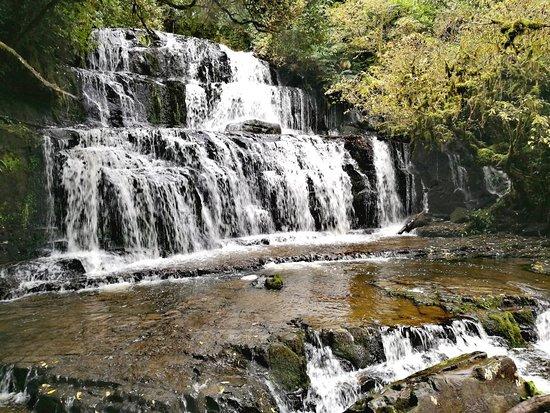 Purakaunui Falls Walk