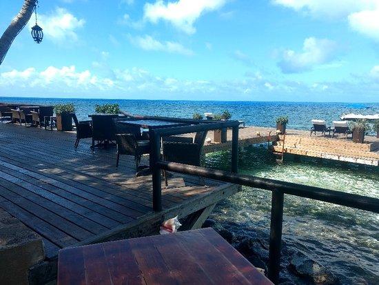 Deep Blue Restaurant: IMG_20180425_173934249_HDR_large.jpg