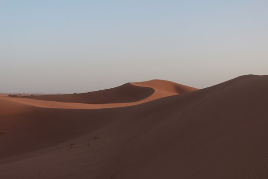 أولاد إدريس, المغرب: marcher dans le désert