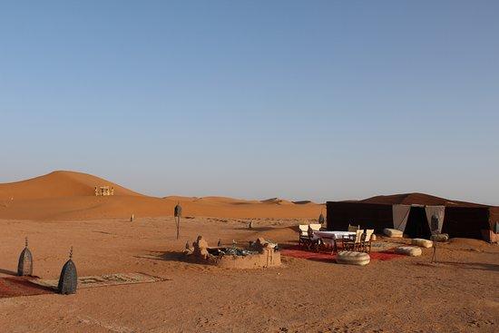 """أولاد إدريس, المغرب: """"la salle à manger"""""""