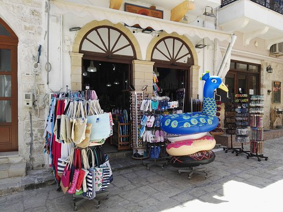 Panormos, Greece: how do you get from the outside