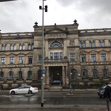 Gebäude der Hannoverschen Bank