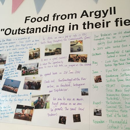 Foto de Food from Argyll at the Pier