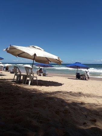 Flamengo Beach: BARRACA DO RACHIDI