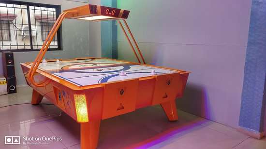 Fantastic 4 Player Air Hockey Picture Of Play Nation Adventure Park Interior Design Ideas Tzicisoteloinfo