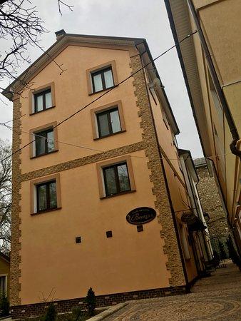 Pushkin Guest House : Hotel Pushkin (Simferopol)