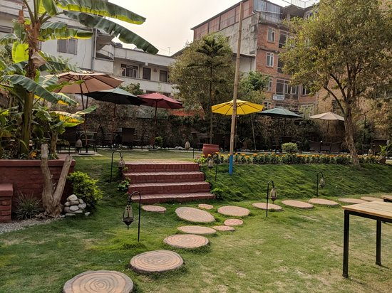 Thamel Eco Resort: IMG_20180425_081823_large.jpg
