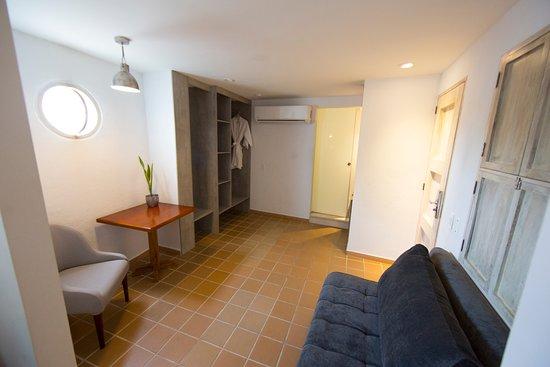 Hotel Casa Baluarte : Junior suite
