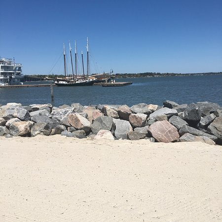 Yorktown beach 2018 all you need to know before you go for Fishing spots in virginia beach