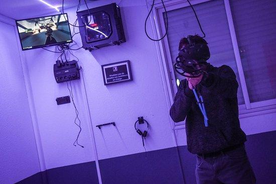 RS ONE Simulations Salle de Jeux en Realite  Virtuelle