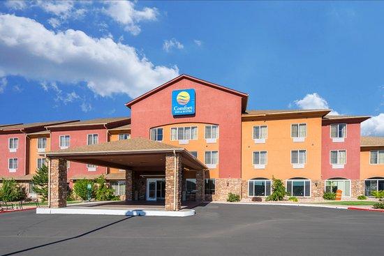 Comfort Inn & Suites Cedar City: Hotel Enterance