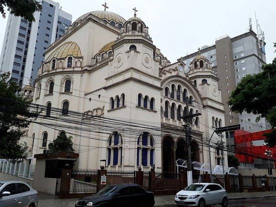 Catedral Metropolitana Ortodoxa de Sao Paulo