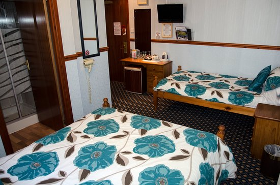Inverness Hotels Centre Single Room Cheap