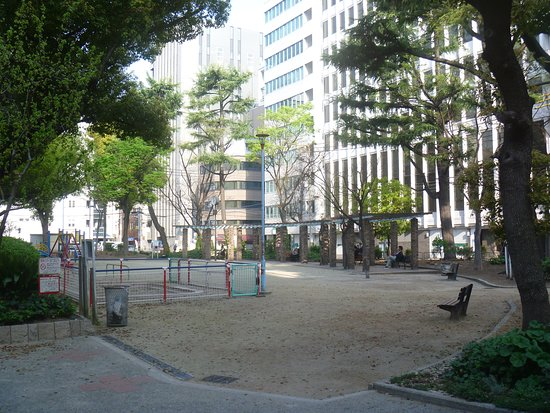 Shin Awaza Park
