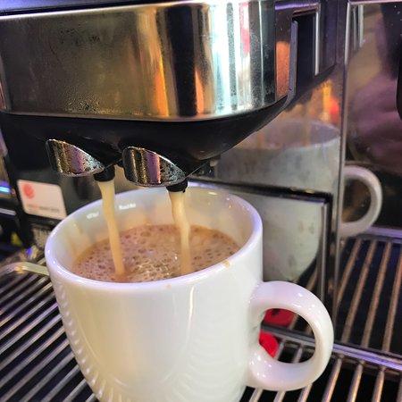 Isny im Allgaeu, ألمانيا: Backerei Schuhmacher Tagescafe