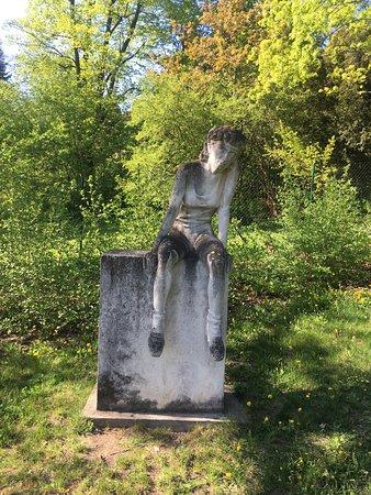 Брно, Чехия: sculpture