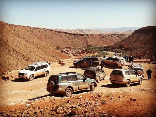 Family Morocco Tour: excursiones