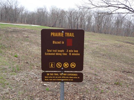 Troy, MO: Prairie Trail