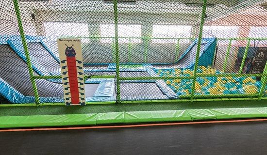trampolinepark kristiansand