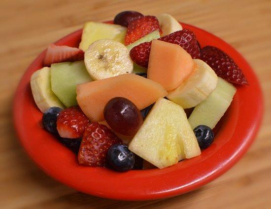 East Providence, RI: Fresh Fruit Salad