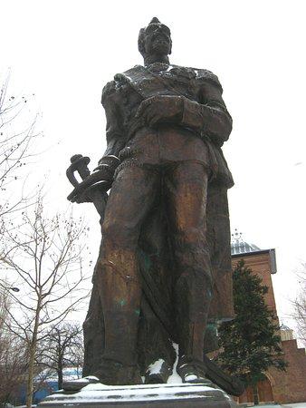 Alexandru Ioan Cuza Monument