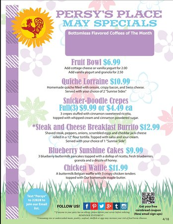 East Wareham, MA: May Specials