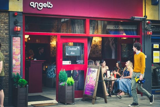 Angels Cocktail Bar