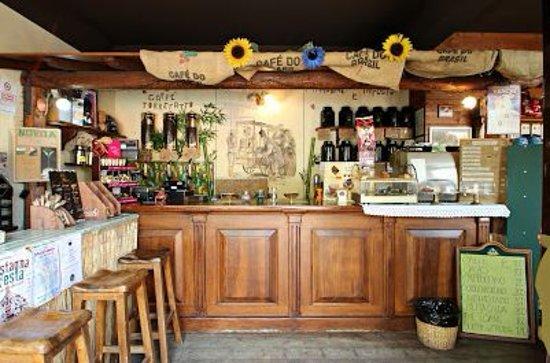 Arcidosso, Italie : chococafè
