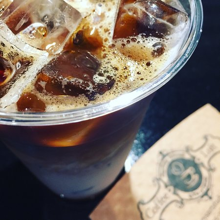 The Art Studio : Our Cold Brew is STRONG COFFEE! Need to stay awake on the drive to Key West or Miami? COLD BREW!