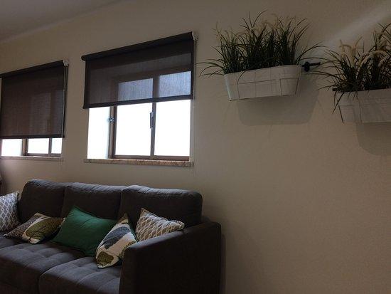 Fátima GuestHouse: Sala/cozinha (compartilhada no andar)