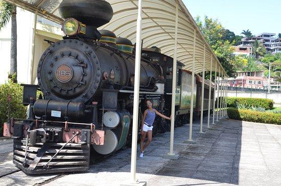 Museu Vale: Estação Pedro Nolasco