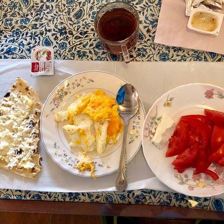 Abyaneh, Iran: Viuna Hotel