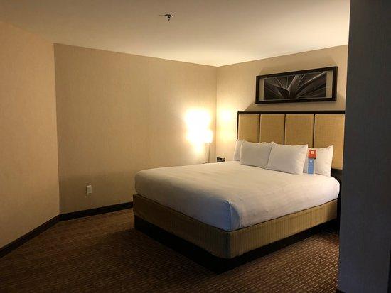 Hyatt Regency Scottsdale Resort and Spa at Gainey Ranch: Sleeping area of Palm Suite