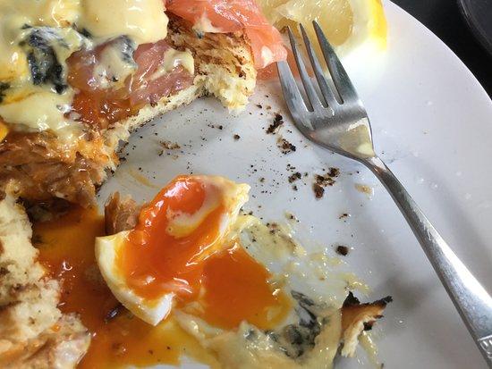 Bonjour Brioche Wimbledon: Brioche so light and delicious with fab eggs