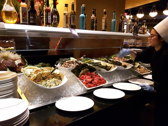 Buffet Stock Frequently With Professional Staff Picture Of