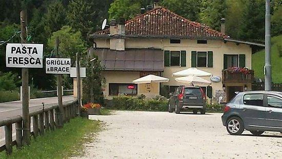 La Valle Agordina, Italy: Trattoria del Geure
