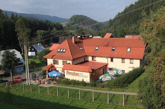 Horni Becva, República Checa: Restaurace Pod Přehradou