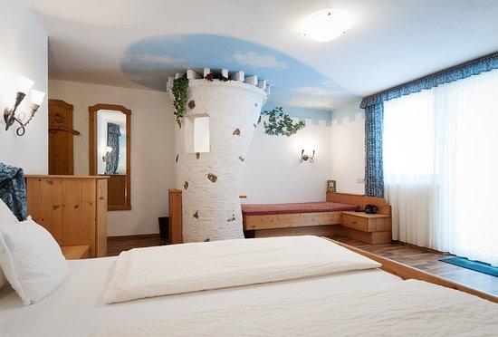 Moorbad Harbach, Austria: Turmzimmer