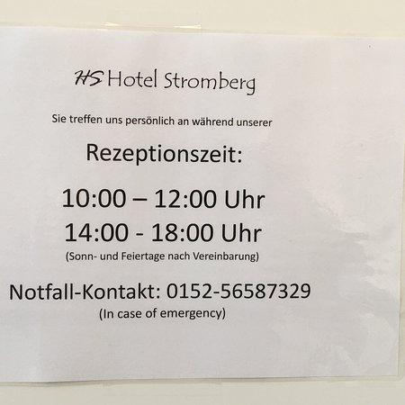 Stromberg, Germany: HS Hotel