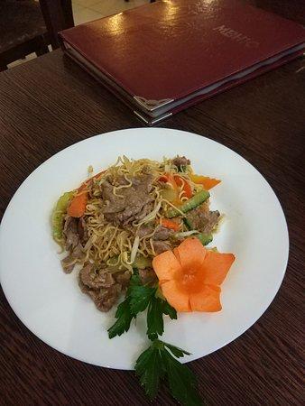 Saigon: лапша