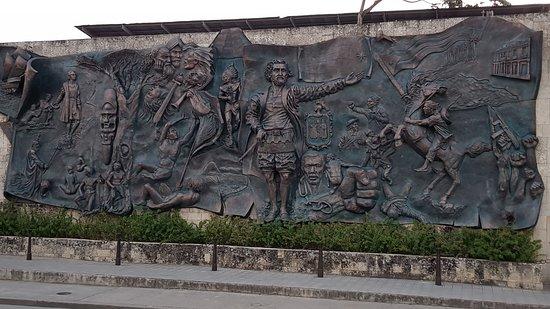 Parque Peralta (Parque de las Flores): murales