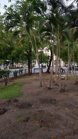 Parque Peralta (Parque de las Flores): parque