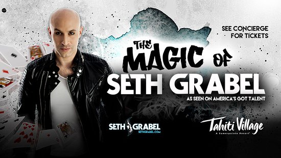 ‪Magic of Seth Grabel‬