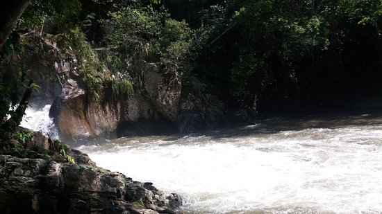 Mariquita, كولومبيا: cataratas de medina