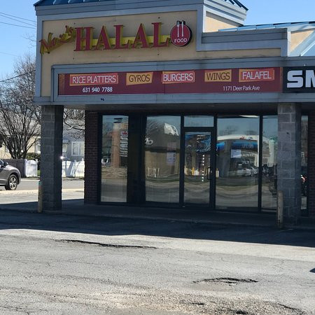 North Babylon, NY: Naz's Halal Food
