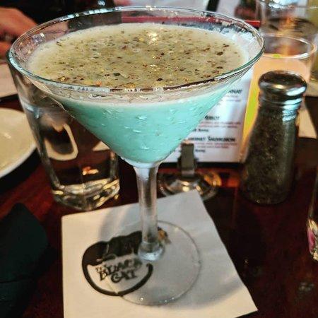 Black Cat Tavern: Pistachio Martini