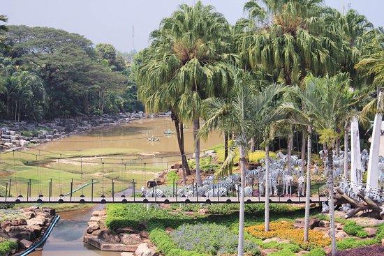Pattaya: Nong Nooch Tropical Botanical Garden